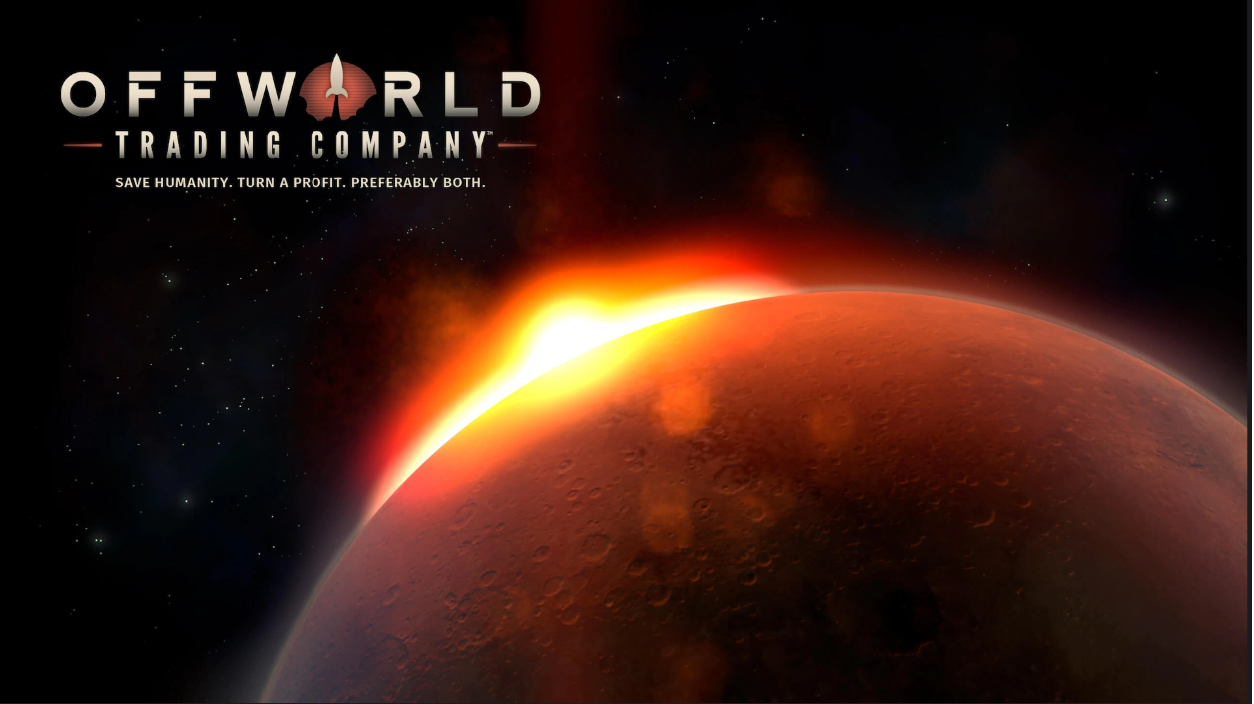 Offworld Trading Company is free until March 12