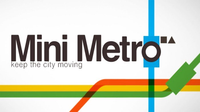 Mini Metro is free on Google Play and the App Store