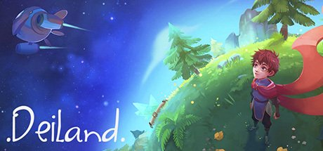 Deiland for free on Steam