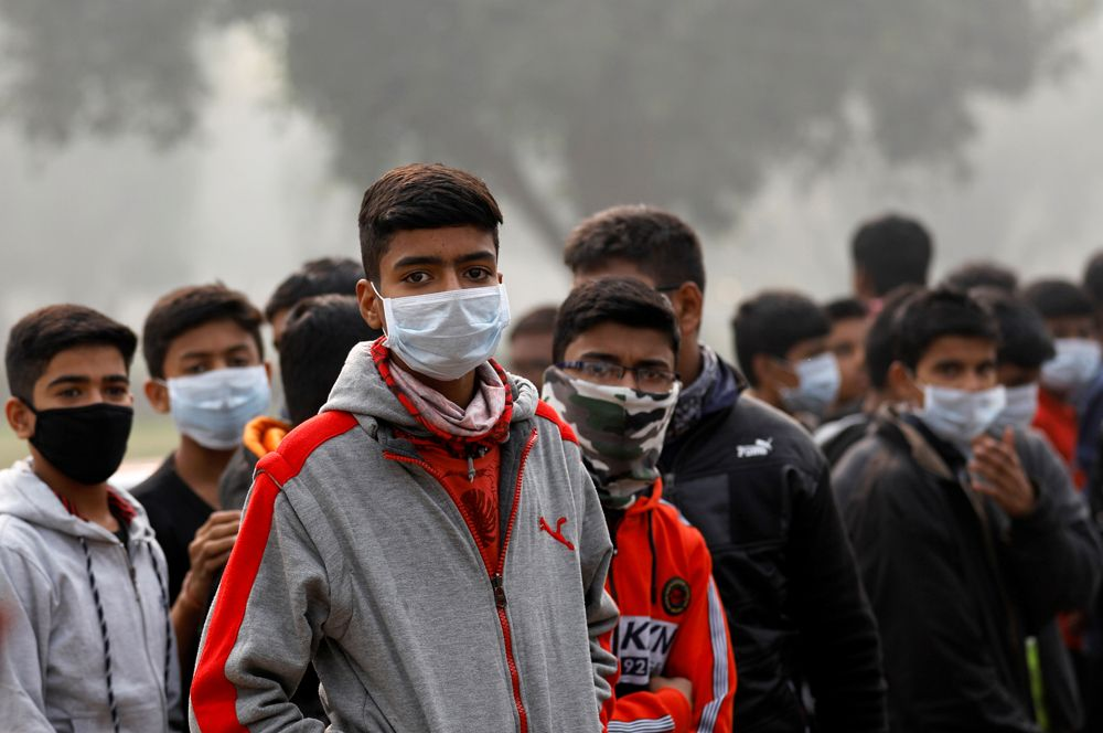 India - quarantine in indigence and mistrust