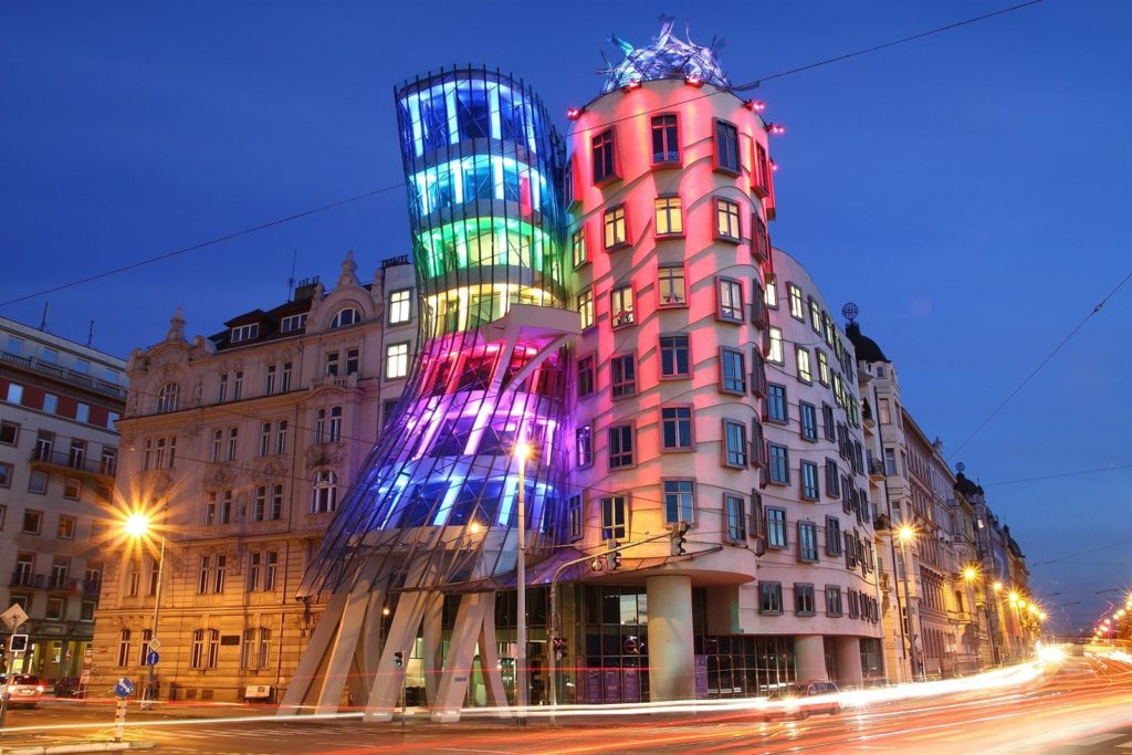 The most unusual buildings in the world