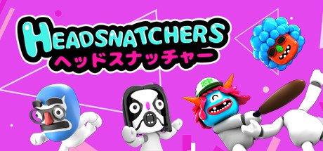 Headsnatchers  for free on Steam