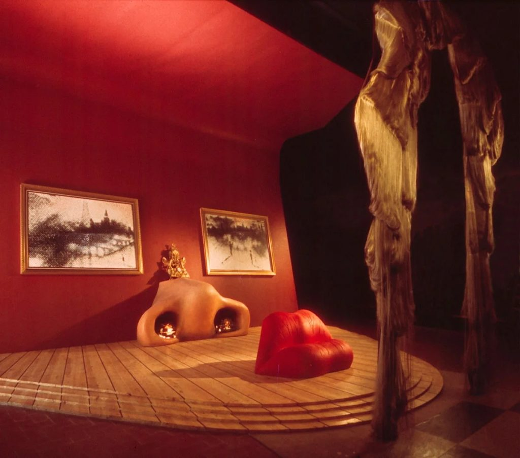 Do you want to be surprised? Let's visit (virtually) the Dali Museum, Figueres