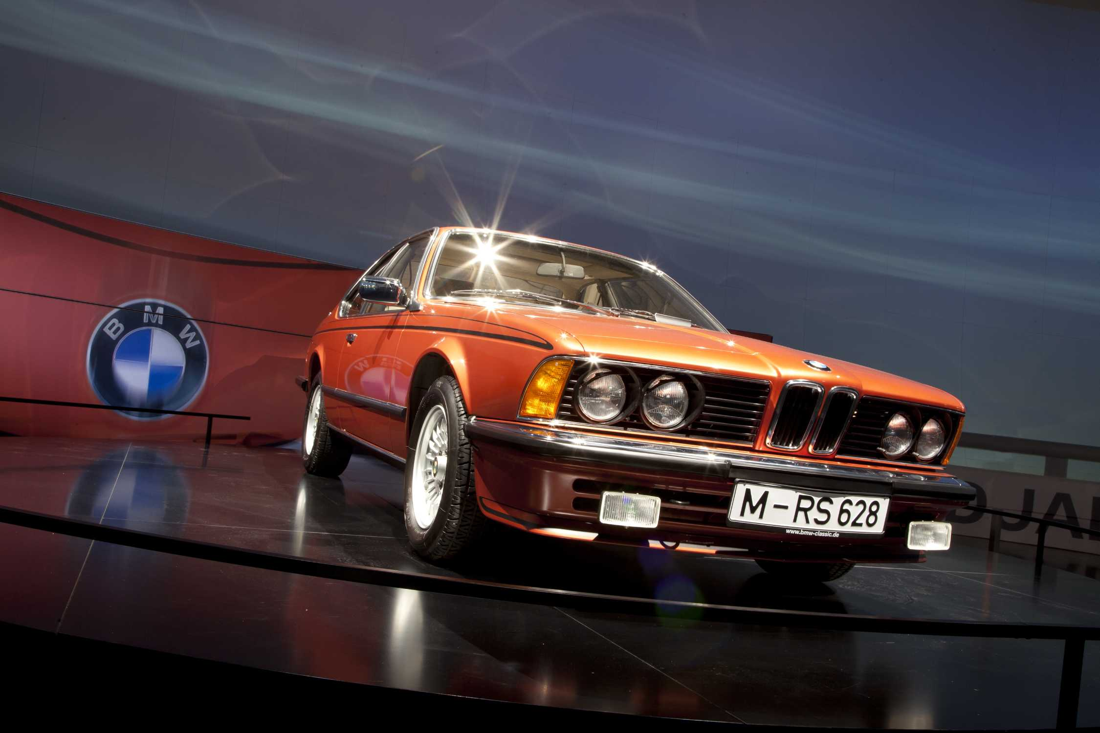 BMW history and who created the brand