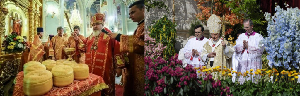 Orthodox and Catholic Easter: one reason, different traditions