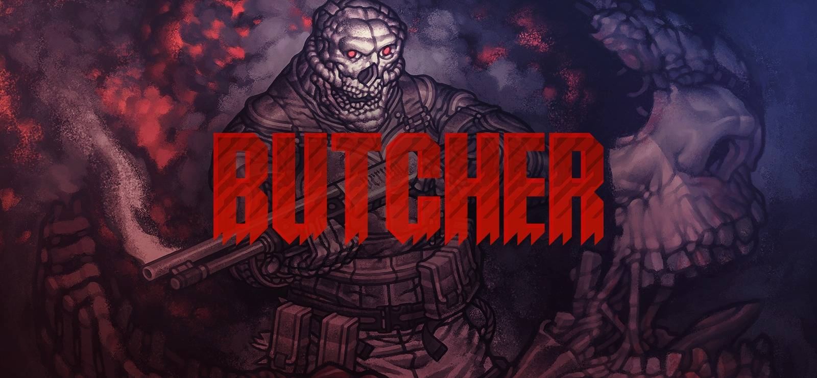 Butcher for free on Gog Store