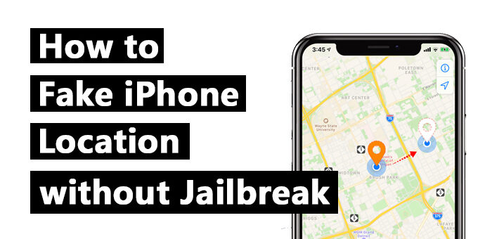 How to change geolocation on iPhone/iPad without jailbreak for free.
