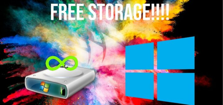Unlimited storage for free. How to install unlimited storage on PC